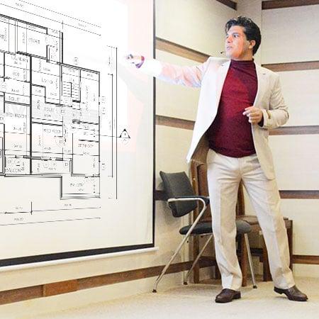 کلاس طراحی معماری نظام مهندسی