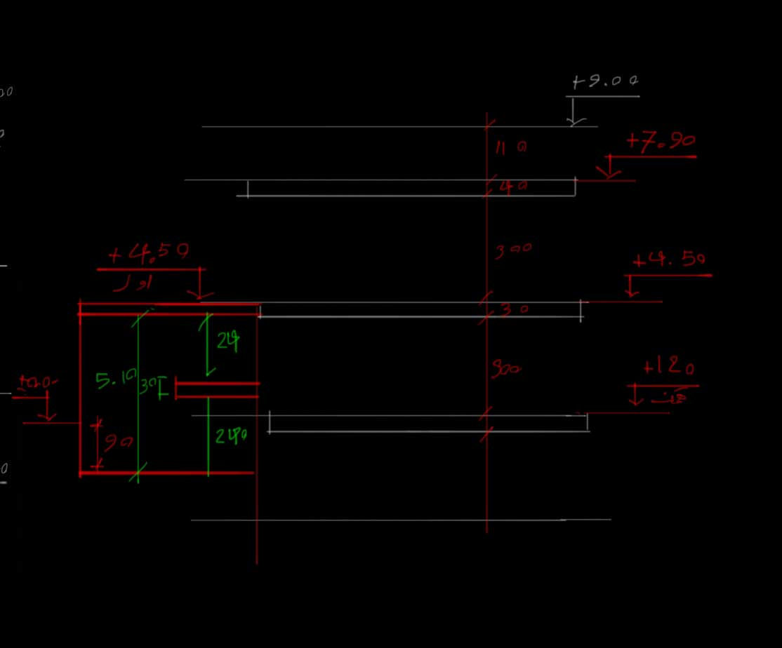 حل سوال آزمون طراحی معماری مرداد 1400